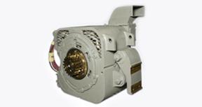 class 6e1 rotating electric motor