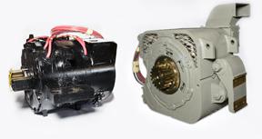 electric motor repair of taction motors