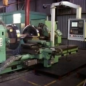 train wheel lathe