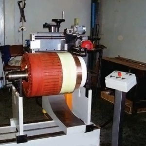 electric motor undercutting machines